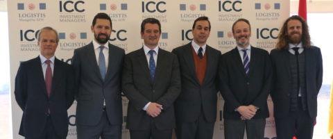 ICC y Logistis AEW